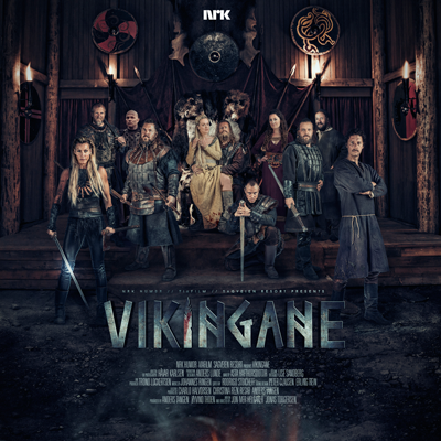 Co-production Vikingane